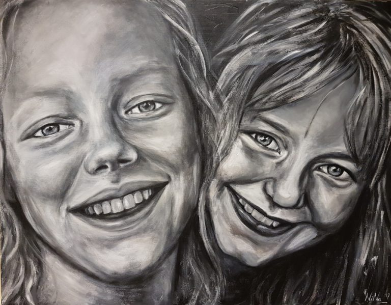 SOLD *commisisioned portrait