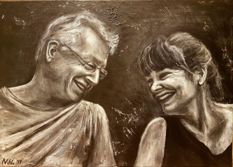 SOLD *commissioned portrait